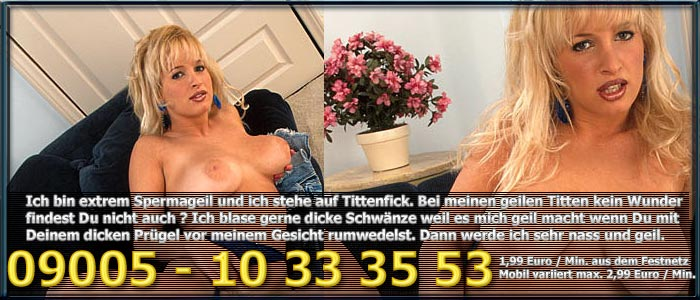 4 Titten Telefonsex mit Denise